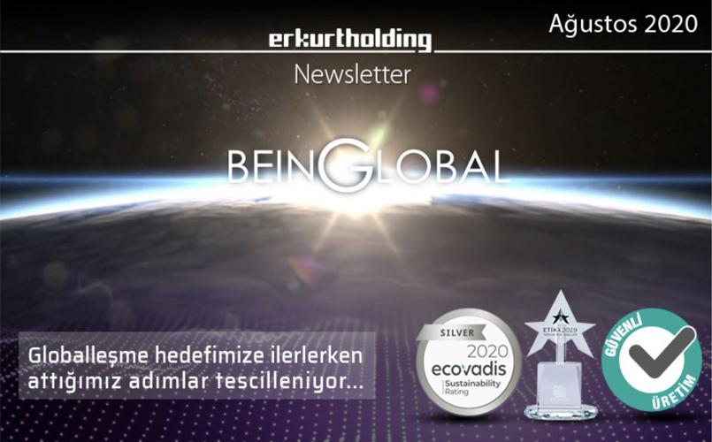 Newsletter Ağustos 2020
